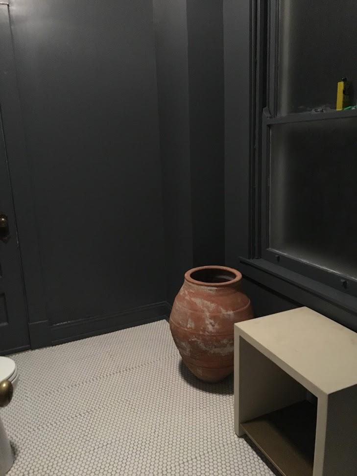 planter empty